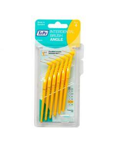 TePe Angle 0,7 mm Geel à 6 stuks