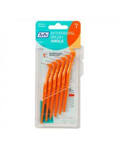 TePe Angle 0,45 mm Oranje à 6 stuks